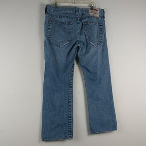 True religion Denim Blue Jeans, Sz 36 x 33
